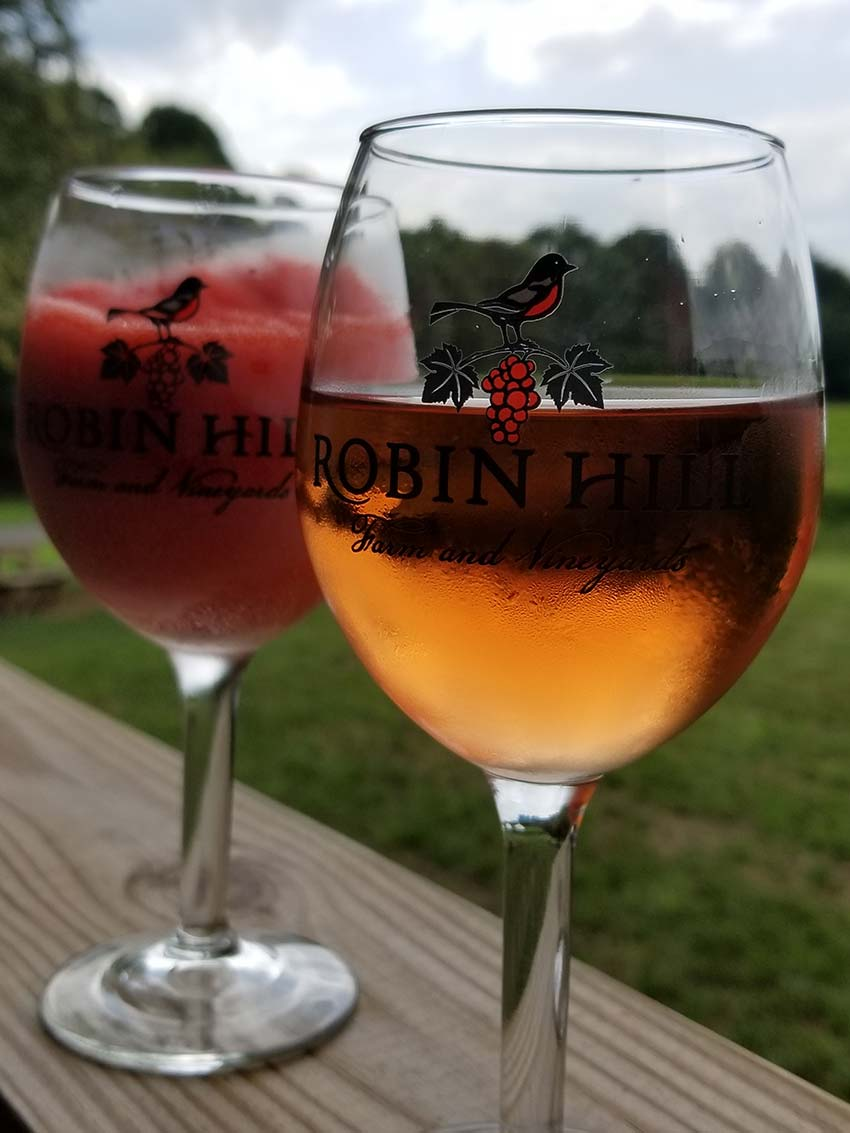 Robin Hill Farm and Vineyard - Wineries in Maryland
